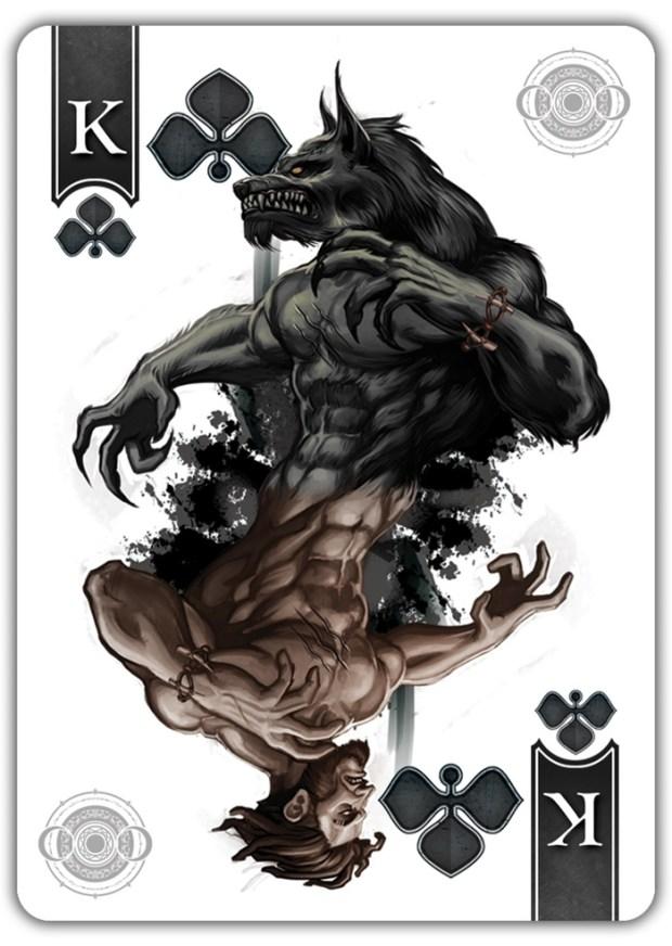 Werewolf King