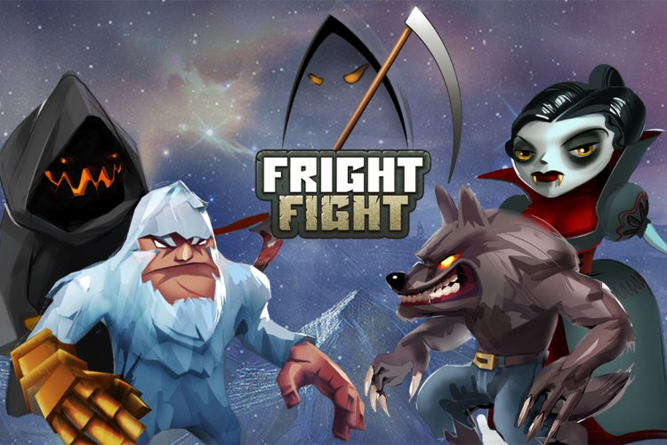"Fright Fight is ""Super Smash Bros."" with cute monsters & relentless in-app purchase prompts featured image"