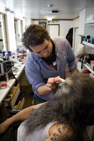 WolfCop Makeup