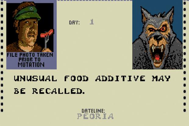 Rampage - Ralph the Werewolf