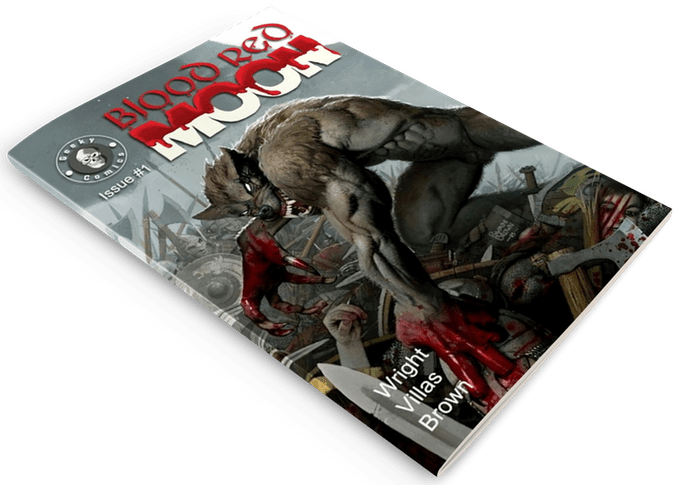 """Vikings take a werewolf captive in """"Blood Red Moon"""" featured image"""