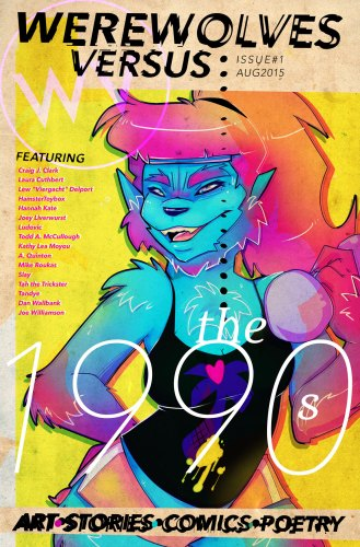 WEREWOLVES VERSUS THE 1990s is out now! featured image