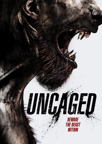 """""""Uncaged"""" DVD cover & release date featured image"""