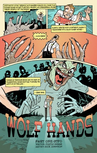 """Vote for """"Wolf Hands"""" screen adaptation in Storyhive competition featured image"""
