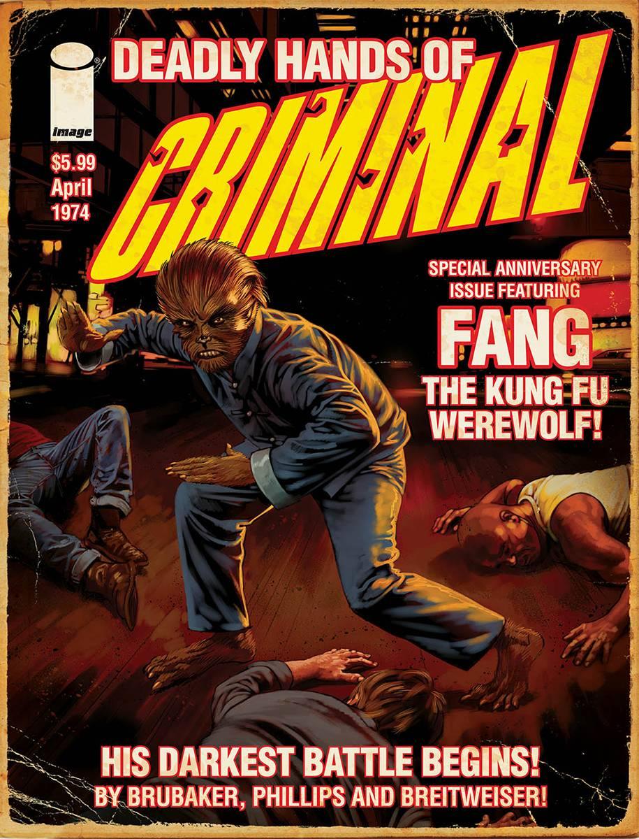 Fang the Kung Fu Werewolf