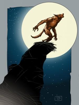 Pierre-Alexandre Comtois Werewolf