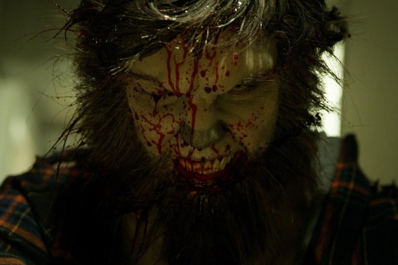 Uncaged Werewolf