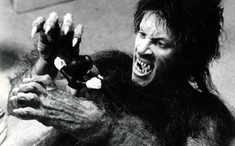 """Monster Legacy lovingly dissects the """"American Werewolf in London"""" transformation featured image"""