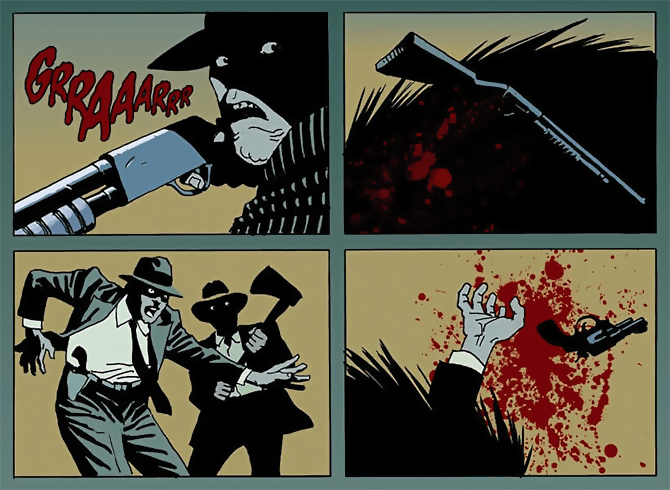 "Azzarello & Risso bring prohibition werewolf horror ""Moonshine"" to Image featured image"