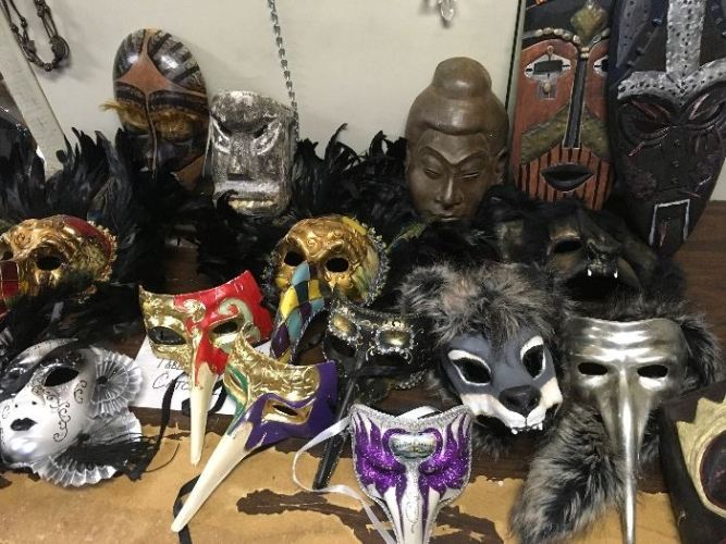 "This weekend, ""Grimm"" fans in PDX can buy all of the show's creature props featured image"