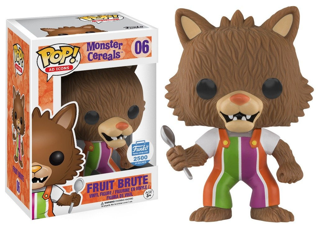 Funko Made The Perfect Fruit Brute Werewolf Pop Amp I Can T