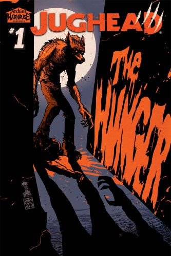 "Jughead Jones is a werewolf, now even moreso: ""Jughead: The Hunger"" becomes a series featured image"