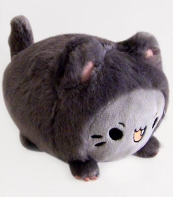 "Very cute, probably deadly ""Werewolf Meowchi"" plush pre-order featured image"
