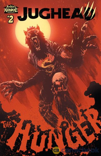 """Issue 2 of """"Jughead: The Hunger"""" hits shelves featured image"""