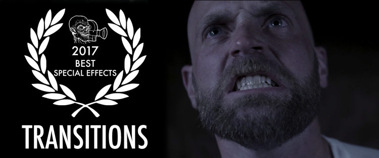 "Watch ""Transitions"" horror short's award-winning werewolf effects featured image"