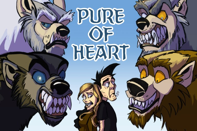 Pure of Heart – werewolves, royal intrigue, & paranormal romance gone wrong featured image