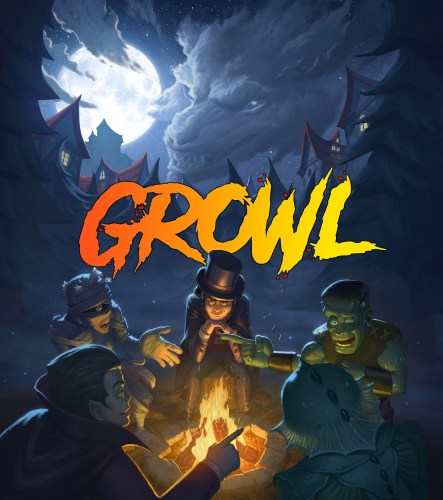 "Joey Vigour's upcoming board game ""Growl"" asks you to bite everyone you can featured image"
