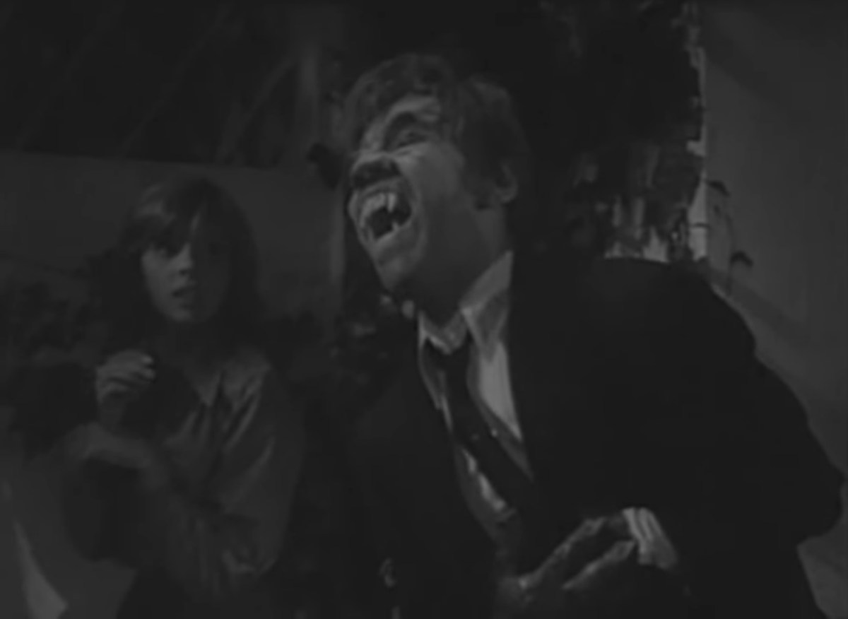 Full Moon Feature: Werewolf in a Girls' Dormitory (1961) featured image