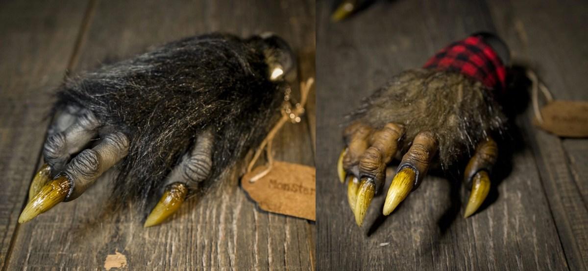 Werewolf & Wolfman Paws by John Pinkerton featured image