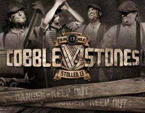 Cobblestones-Bandfoto