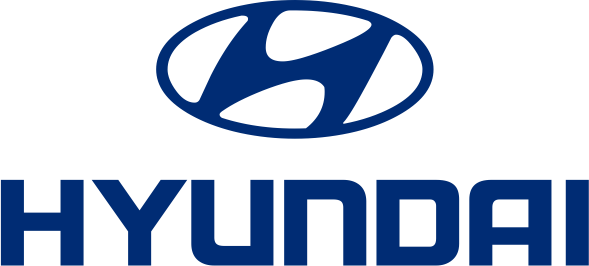 Hyundai-Aufkleber