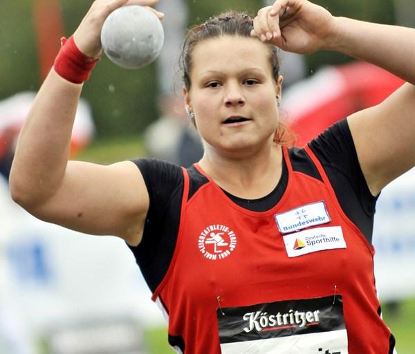 Leichtathletik-WM 2013: Schwanitz holt Silber und kommt nach Bad Köstritz