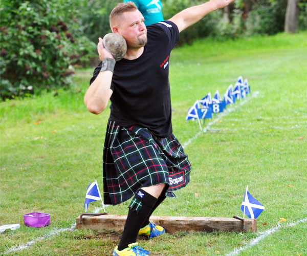 Little Dragons holen Sieg bei den Highland Games