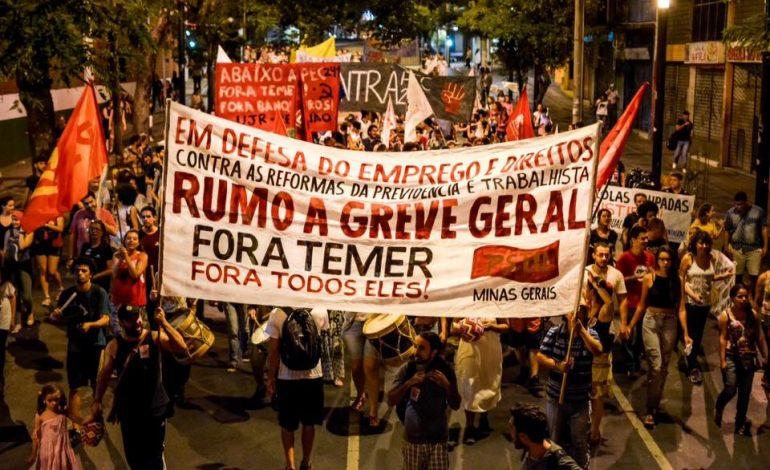 Brasil -Reforma de la previsión le saca a los más pobres para darle a los más ricos