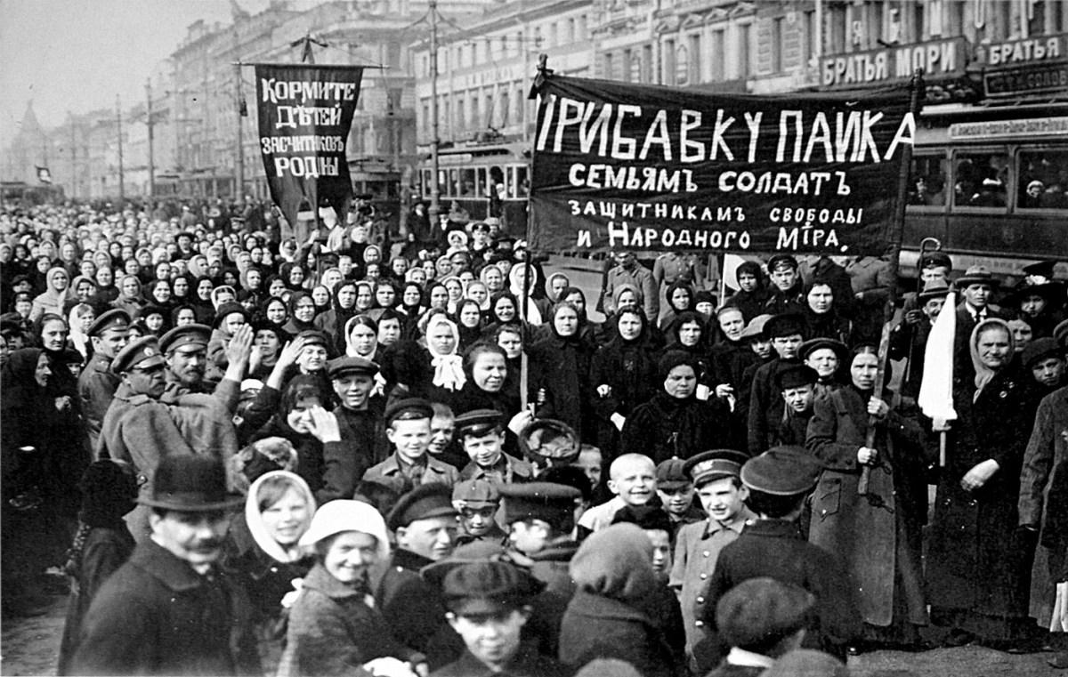 La Revolución Rusa de Febrero de 1917 ¿Cuáles son las lecciones para hoy?