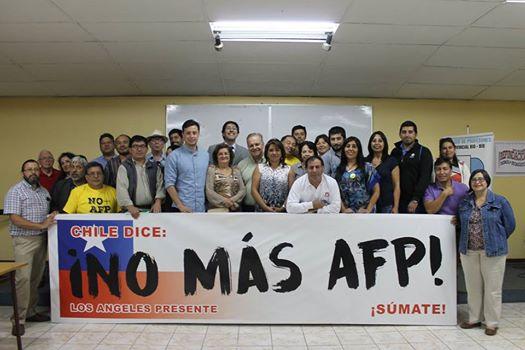 Pensiones y Tasa de Reemplazo en Chile, Marzo 2017.