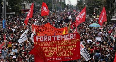 Brasil : La huelga general demuestra la fuerza de la clase trabajadora contra las reformas de Temer