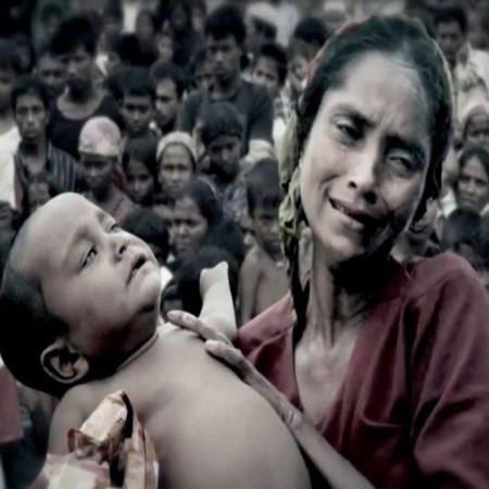 Genocidio en Birmania - Están decapitando hasta a niños pequeños