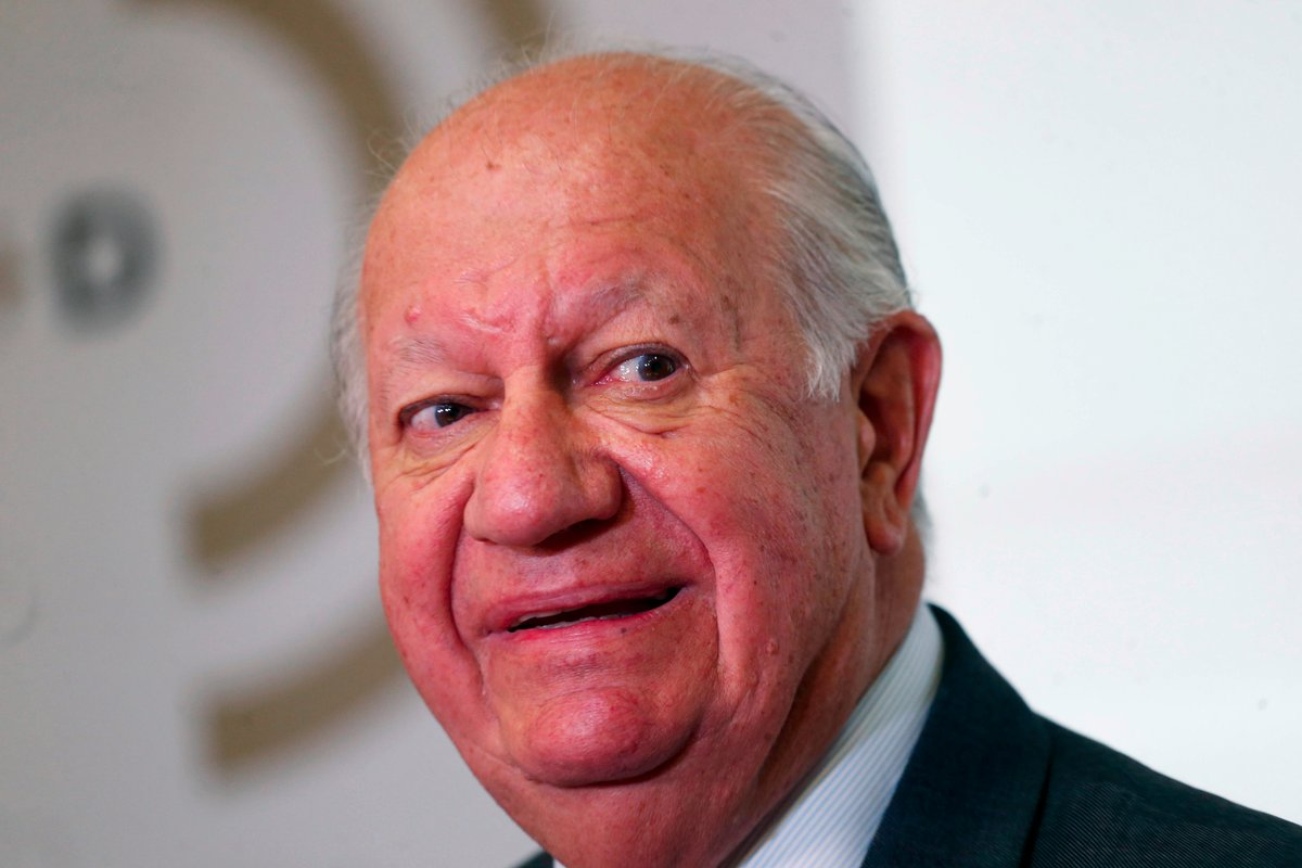 Chile - La decepción política tiene apellidos: Lagos Escobar