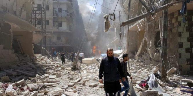 La guerra en Siria está lejos de terminarse