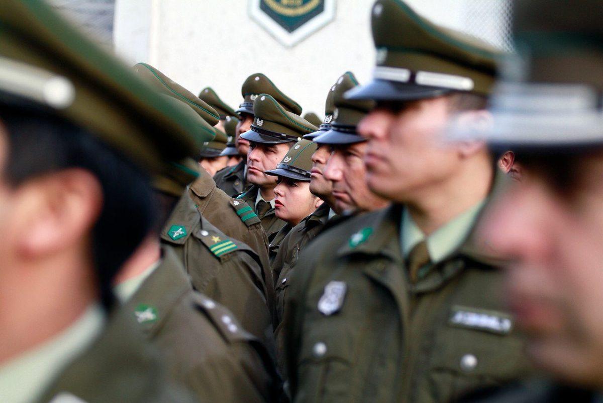 Chile - Montaje al cuadrado: las denuncias del abogado de Mónica Palma contra Carabineros