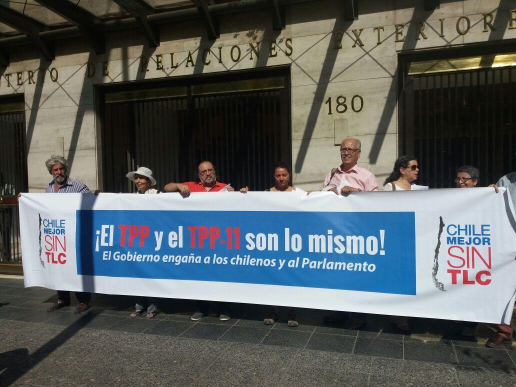 TLC Chile-Uruguay : Porqué lo rechazamos.