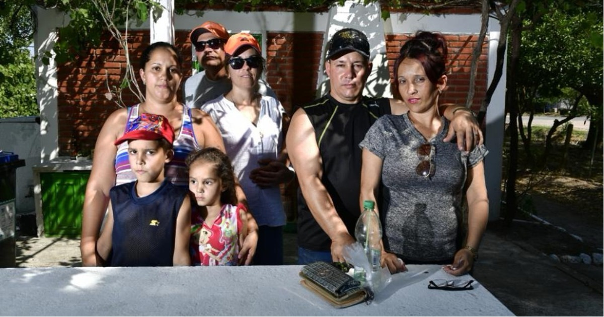 La ruta de los cubanos hacia Uruguay