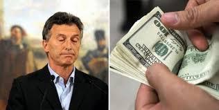 Argentina -Macri frente a la crisis del dólar