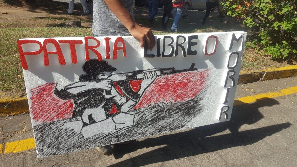 NICARAGUA: ¿SE PUEDE SER DE IZQUIERDA HACIENDO CAUSA COMÚN CON EL IMPERIALISMO? Por Carlos Fonseca Terán