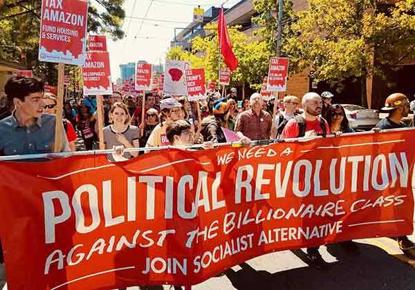 EEUU - La lucha contra Trump impulsa candidaturas de izquierdas