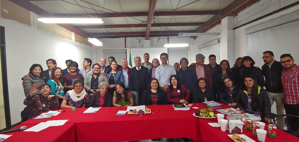 """""""No hay Independencia sin comunicación Democrática"""" II Taller de MCS del Foro de Sao Pablo en México."""