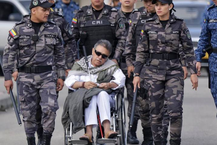 Colombia: ¡Libertad para Santrich YA!