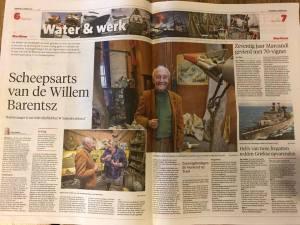 Interview met Jan Beiboer voorafgaand aan Zeezoogdierdagen 2019