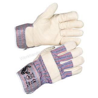 werkhandschoenendiscounter art.-10161 leren-handschoenen