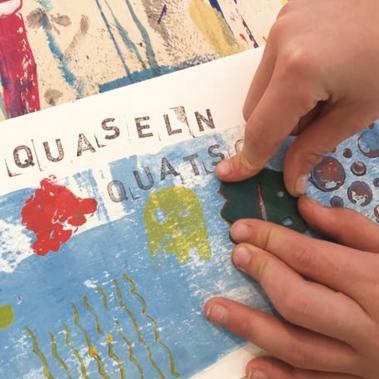 Die Kunst, ein Buch zu machen und wie ein Buch zum Kunstobjekt wird