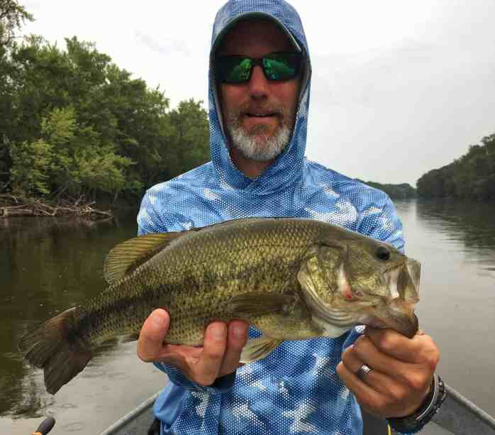 Fishing Report for the Grand River from Grand Haven to Lowell