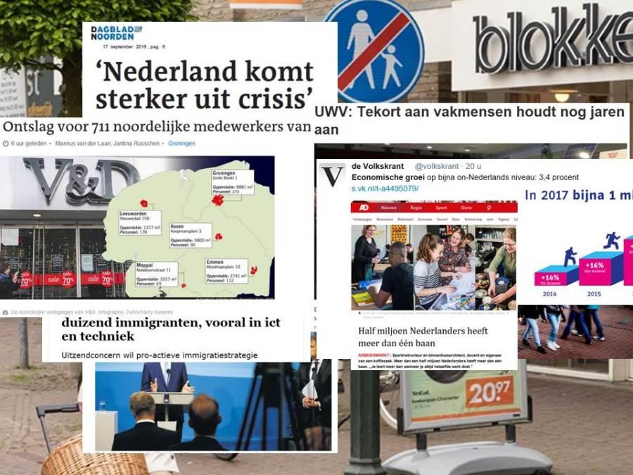 Werkontbijt Arbeidsmarkt Eemsdelta