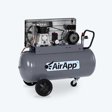 AirApp - KK15I10050H mobiler Kolbenkompressor