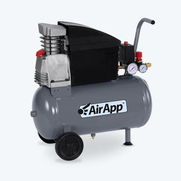 AIRAPP - KK6D10024H mobiler Kolbenkompressor