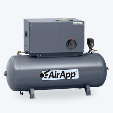 AirApp - SK68135003PK Schraubenkompressor mit Kältetrockner